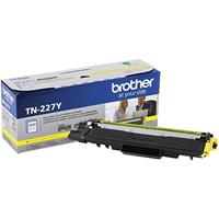 Brother TN-227Y Yellow Toner Cartridge